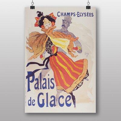Big Box Art 'Artwork No.22' by Jules Cheret Vintage Advertisement