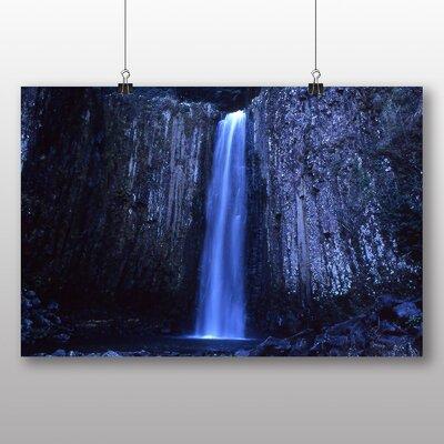 Big Box Art Japan Waterfall Photographic Print
