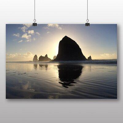 Big Box Art Oregon Beach No.2 USA Photographic Print