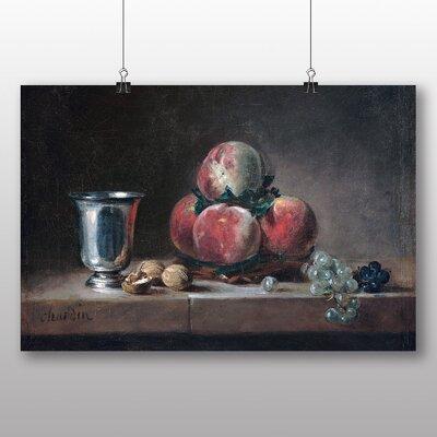 Big Box Art 'Still Life No.7' by Jean Chardin Art Print