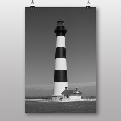 Big Box Art Lighthouse No.6 Photographic Print