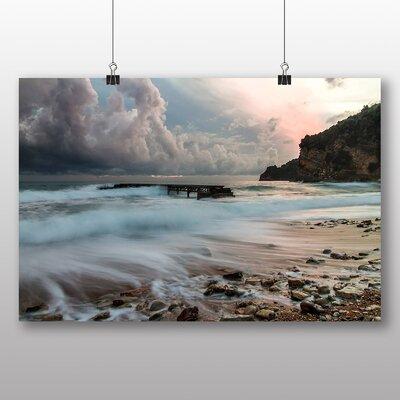 Big Box Art Montenegro No.2 Photographic Print Wrapped on Canvas
