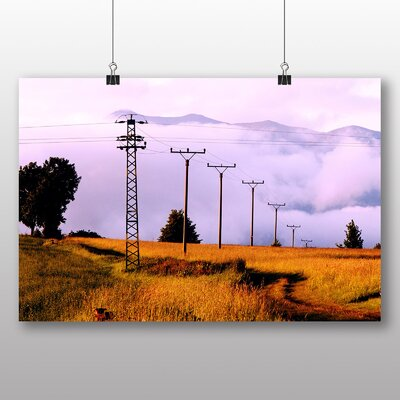 Big Box Art Liptov Slovakia Photographic Print on Canvas