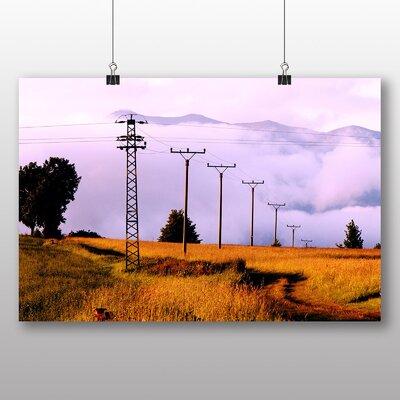 Big Box Art Liptov Slovakia Photographic Print