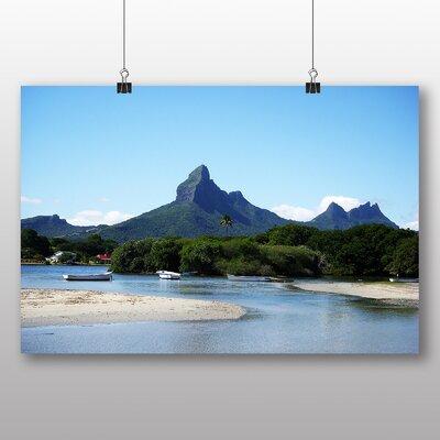 Big Box Art Mauritius No.1 Photographic Print on Canvas