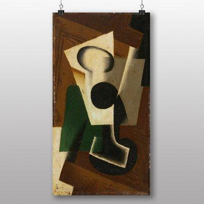 Big Box Art 'Still Life with a Glass' by Juan Gris Art Print
