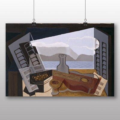 Big Box Art 'Still Life No.8' by Juan Gris Art Print