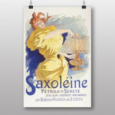 Big Box Art 'Artwork No.9' by Jules Cheret Vintage Advertisement