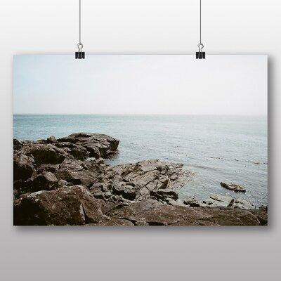 Big Box Art 'Lake Cliff' Photographic Print