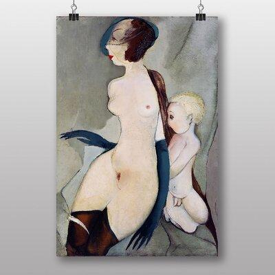 Big Box Art Madonna of Marijas Street by Karlis Padegs Art Print