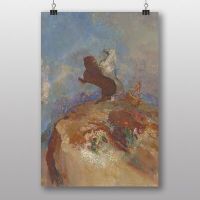 "Big Box Art ""Apollo"" by Odilon Redon Art Print"