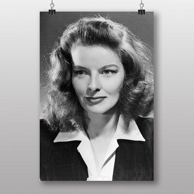 Big Box Art Katharine Hepburn Photographic Print