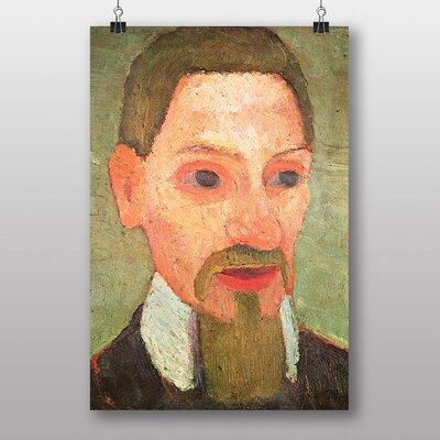 Big Box Art Rainer Maria Rilke by Paula Modersohn Becker Art Print