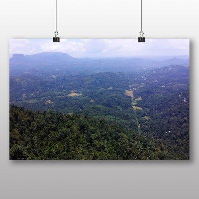 Big Box Art Kadugannawa Sri Lanka Photographic Print Wrapped on Canvas