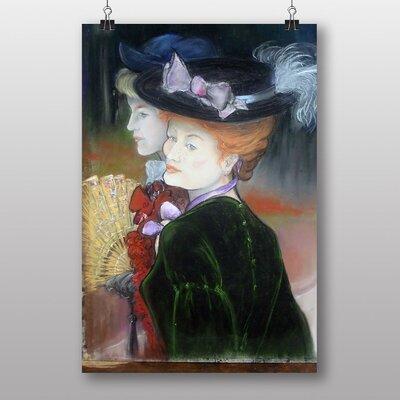 Big Box Art Juliette by Louis Anquetin Art Print