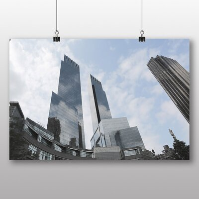 Big Box Art 'New York City Buildings' Photographic Print