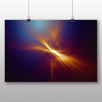 Big Box Art Mixed Fractal Abstract No.10 Graphic Art