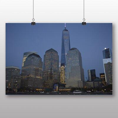 Big Box Art New York City Skyline USA No.13 Photographic Print