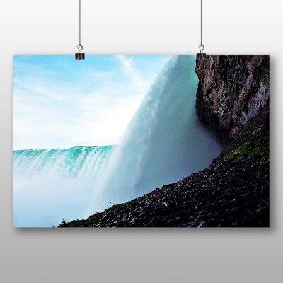 Big Box Art Niagara Falls Canada No.8 Photographic Print