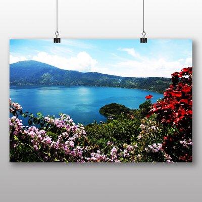 Big Box Art Lake Santa Ana Congo Photographic Print on Canvas