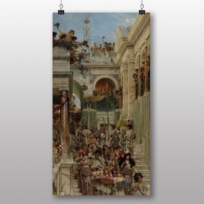 Big Box Art Spring' by Lawrence Alma-Tadema Art Print
