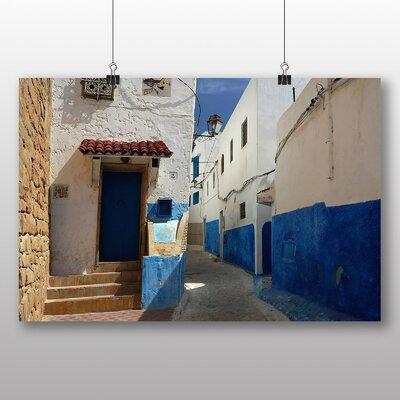 Big Box Art Morocco No.3 Photographic Print on Canvas