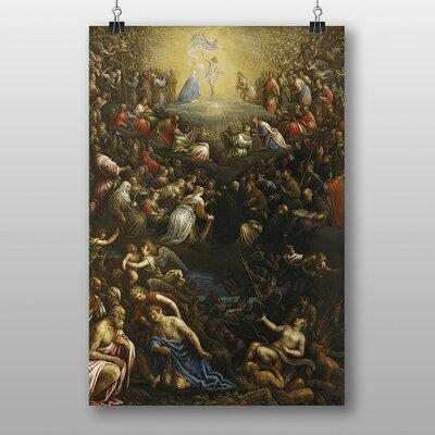 Big Box Art Leandro Jacopo Bassano Last Judgement Art Print