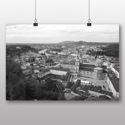 Big Box Art 'Over the City No.2' Photographic Print