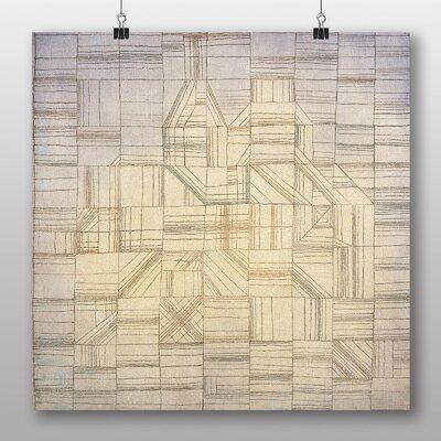 Big Box Art 'Variations' by Paul Klee Art Print