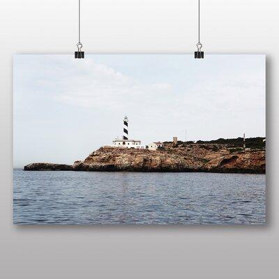 Big Box Art 'Lighthouse No.8' Photographic Print