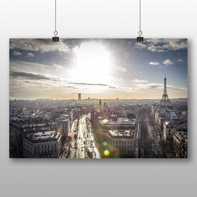 Big Box Art Paris Sunlight Photographic Print