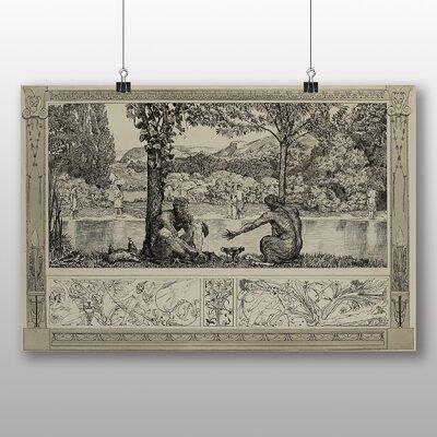 Big Box Art 'Opus II' by Max Klinger Art Print