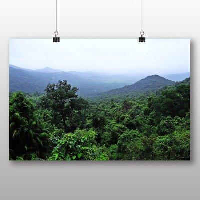 Big Box Art Jungle Rainforest No.1 Photographic Print