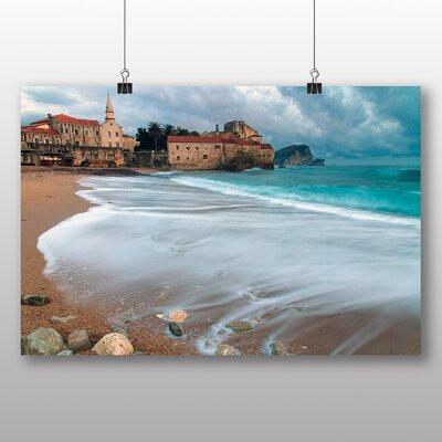 Big Box Art Montenegro Photographic Print on Canvas