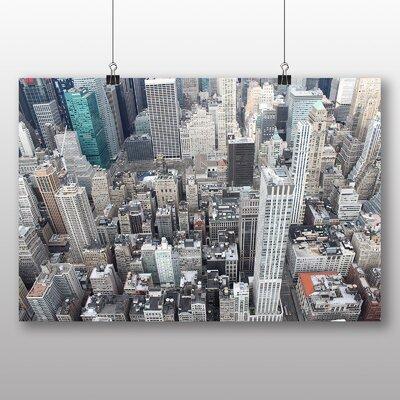 Big Box Art New York City Skyline USA No.11 Photographic Print