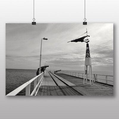 Big Box Art 'Long Jetty' Photographic Print
