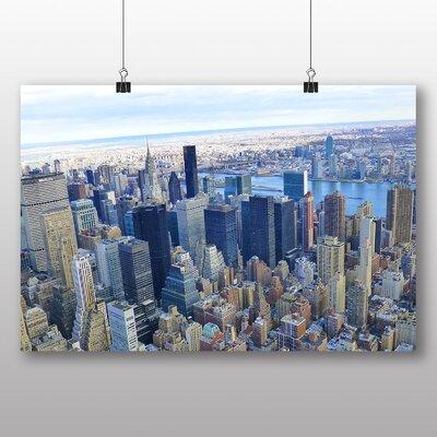Big Box Art New York City Skyline USA Photographic Print