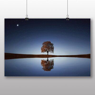 Big Box Art Lone Tree No.3 Photographic Print