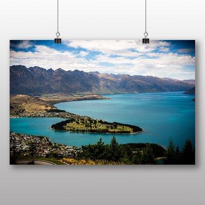 Big Box Art New Zealand Scenery No.8 Photographic Print
