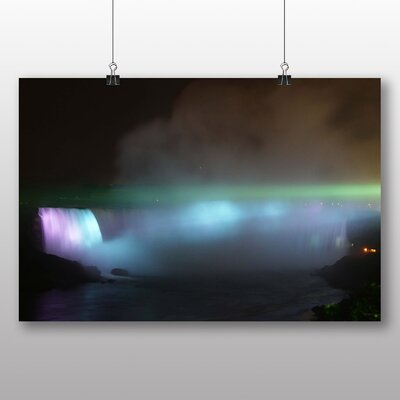 Big Box Art Niagara Falls Canada No.6 Photographic Print