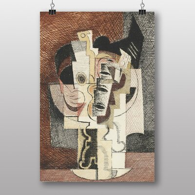 Big Box Art The Table by Louis Marcoussis Art Print