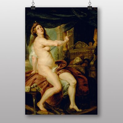 Big Box Art Sacrificing Dido by Peter Paul Rubens Art Print