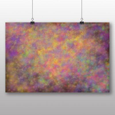 Big Box Art Multi Coloured Abstract No.2 Graphic Art