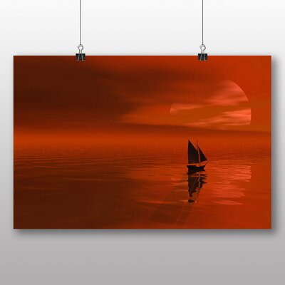 Big Box Art Sea Photographic Print
