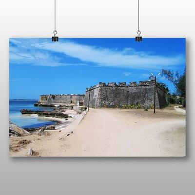 Big Box Art Mozambique No.1 Photographic Print on Canvas