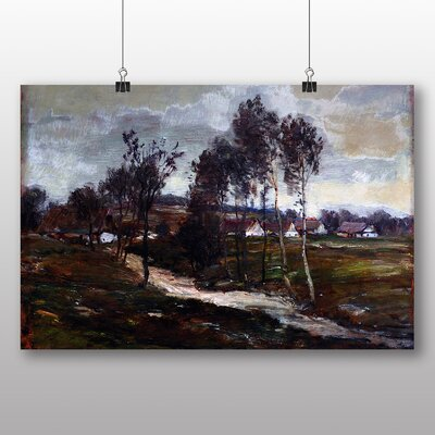 Big Box Art 'Otakar Lebeda Landscape' Art Print