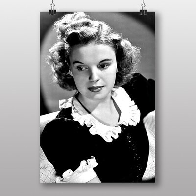 Big Box Art Judy Garland No.1 Photographic Print