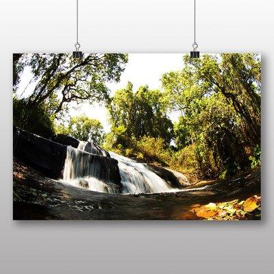 Big Box Art Malawi No.1 Photographic Print Wrapped on Canvas