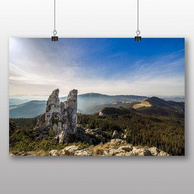 Big Box Art Pietrele Doamnei Mountain Romania Photographic Print