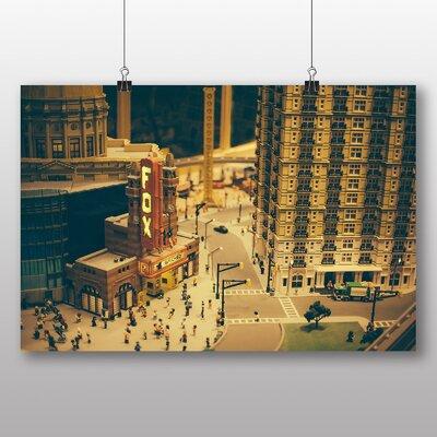 Big Box Art 'Lego City' Photographic Print